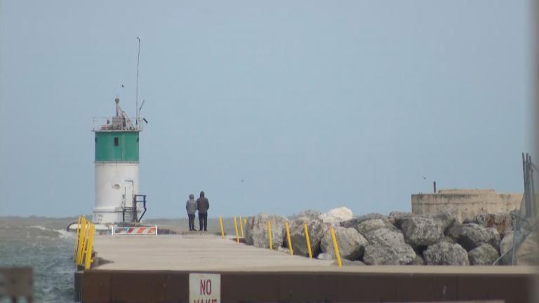 Waukegan Harbor (WTTW News)