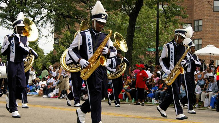 Bud Billiken Parade (kojoman68 / Flickr)
