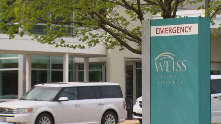 Weiss Memorial Hospital (WTTW News)