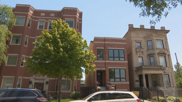 Chicago's Woodlawn community. (WTTW News)
