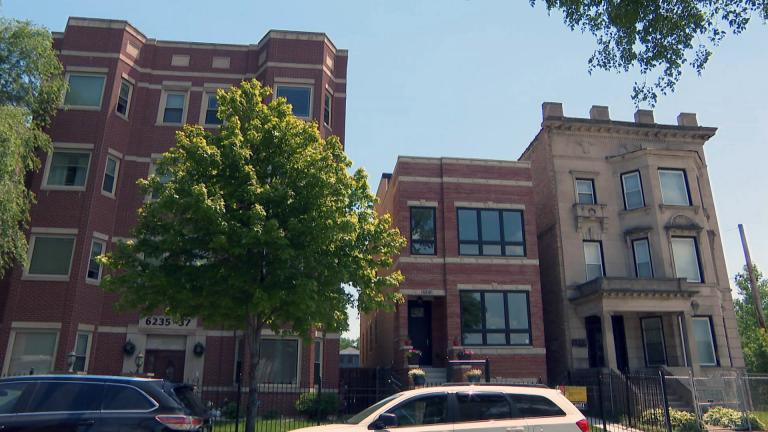 Chicago's Woodlawn community. (WTTW News)
