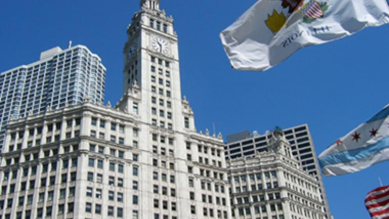 The Wrigley Building