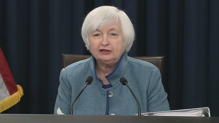 Janet Yellen (Courtesy of CNN)