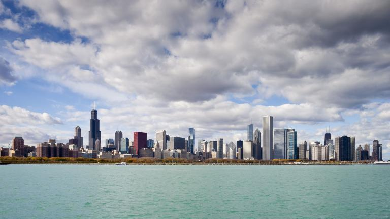 In a new report, the Institute for Housing Studies at DePaul University found that Cook County's affordable housing supply has not kept up with demand. (Diego Delso / Wikimedia)