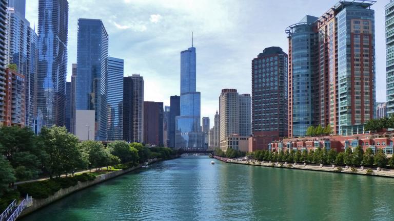 Chicago River (Tim Emerich)