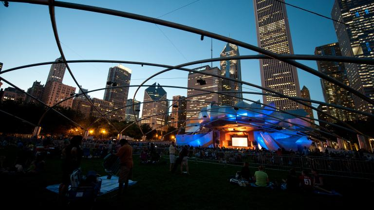 Pack a picnic and settle in at Millennium Park for this weekend's Chicago Jazz Festival. (Courtesy City of Chicago)