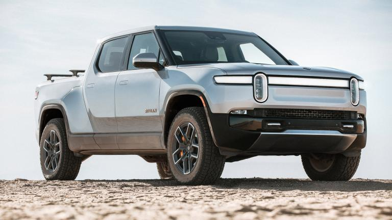 The R1T from Rivian. (Courtesy of brand)