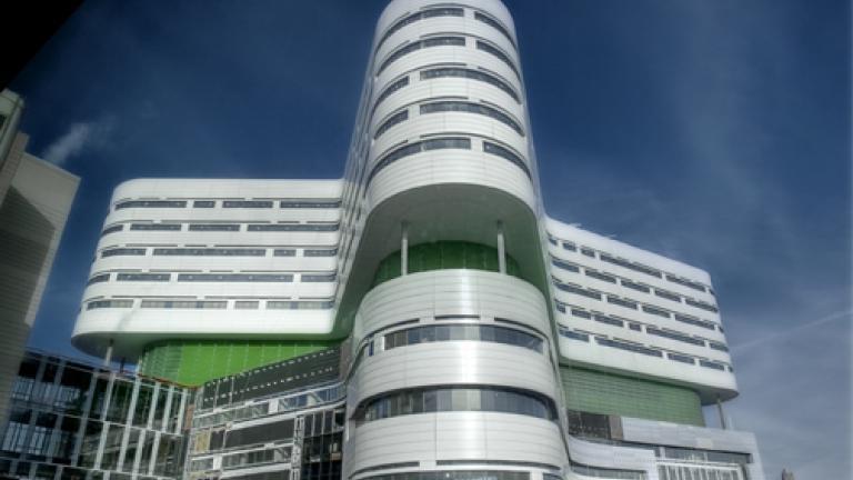 Rush University Medical Center. Courtesy of rushinperson.rush.edu