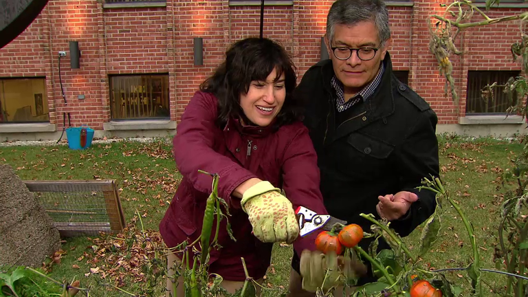Superbe Winter Is Coming, Which Means Itu0027s Time To Clean Up The WTTW Organic  Garden. The Organic Gardener Jeanne Nolan Helps Us Prepare The Garden For  Winter And ...