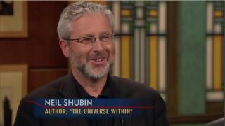 """March 05, 2013 - Neil Shubin on """"The Universe Within"""""""