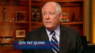 Gov. Quinn on Pension & Medicaid Reforms