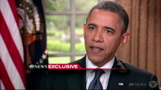 President Obama Supports Gay Marriage