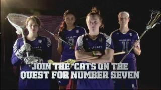 NU Women's Lacrosse Team Aims for 7th NCAA Title