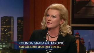 Top NATO Diplomat