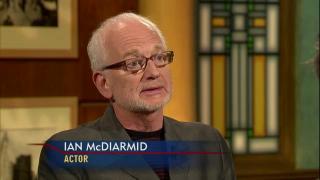 """Ian McDiarmid in """"Timon of Athens"""""""