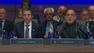 NATO Summit Cements Afghanistan End Game