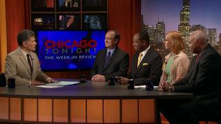 Chicago Tonight: The Week in Review: 6/8