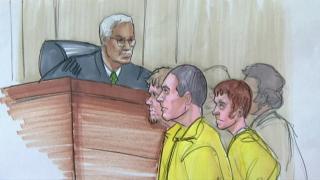 'NATO 3' Terror Suspects Back in Court