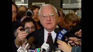 Attorney Says George Ryan Will Get Early Work Release
