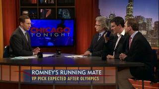 Speculation Peaks as Romney's VP Choice Nears