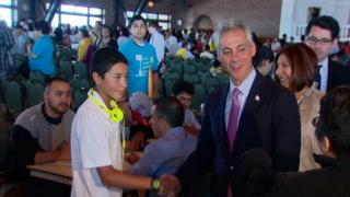 New Immigration Initiative Brings Thousands to Navy Pier