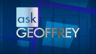 Ask Geoffrey: 8/27