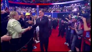 Paris Schutz on IL Delegation's Reaction to Romney's Speech