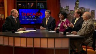 Chicago Tonight: The Week in Review: 8/31