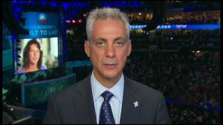 Mayor Emanuel on Latest DNC News