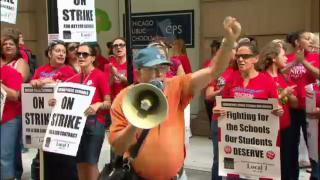 Latest on Teachers' Strike