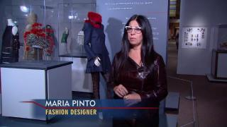 Fashion and The Field Museum Collection: Maria Pinto