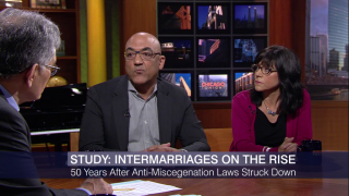 Study: Intermarriages on the Rise 50 Years After Loving v. V