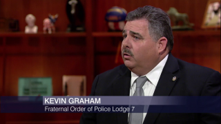Meet the New Police Union Boss Kevin Graham