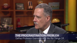 Putting It Off: DePaul Professor Talks Procrastination