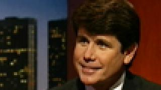October 17, 2005 - Blagojevich Archive: Blagojevich 1-on-1