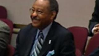 January 13, 2009 - Roland Burris to be Sworn in