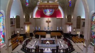 October 01, 2012 - Chicago's Mother Cabrini Shrine Reopens
