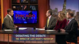 October 04, 2012 - Presidential Debate Analysis