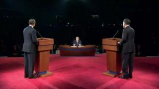 October 08, 2012 - Presidential Election Update