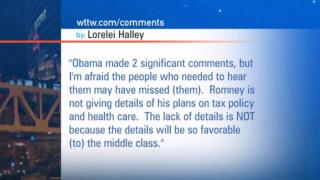 October 08, 2012 - Viewer Mail: 10/8