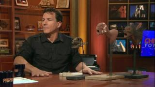 October 09, 2012 - Paul Sereno on Dinosaur Discovery