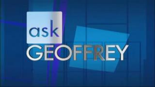 October 16, 2012 - Ask Geoffrey: 10/16