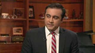 October 17, 2012 - Mansoor Ali Khan: A Foreign Perspective