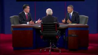 October 23, 2012 - Final Presidential Debate Analysis