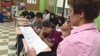 October 25, 2012 - International Baccalaureate Program