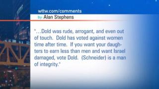 October 25, 2012 - Viewer Mail: Candidate Forums