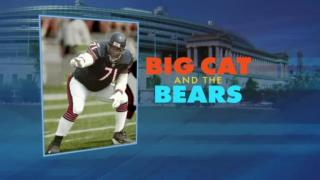 """October 29, 2012 - """"Big Cat"""" Williams on Bears vs. Panthers"""