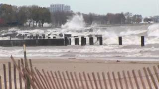 October 30, 2012 - Hurricane Sandy's Impact on Chicago