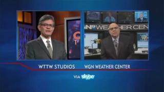 October 30, 2012 - Tom Skilling On Former Hurricane Sandy