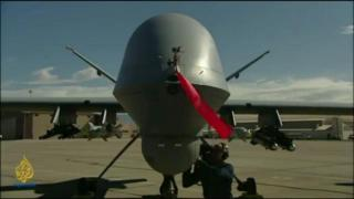 October 30, 2012 - Unmanned Drones